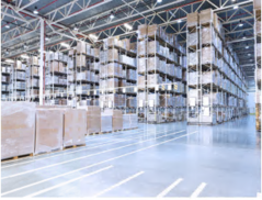 Our storage and processing warehouses are strategically located near seaports and airports.