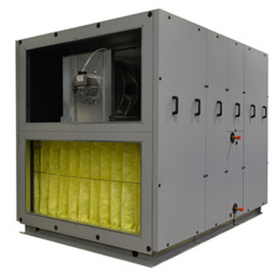 ALFA 85 XL - Heat recovery unit