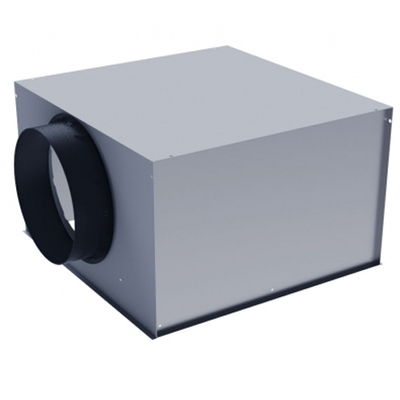 DP100 - Plenum box