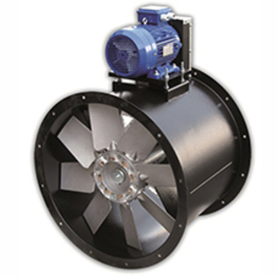 DUCT-BD - Ducted axial fan