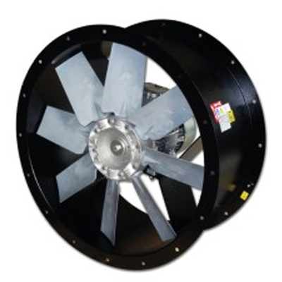 DUCT-M ATEX - Ducted axial fan