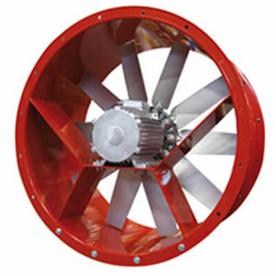 DUCT-M-HT - Smoke exhaust ducted axial fan
