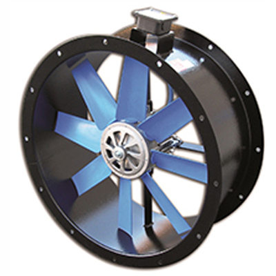 DUCT-S - Ducted axial fan