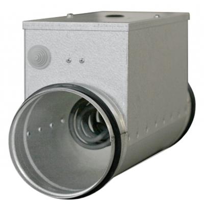 Ventmatika, Electric circular duct heaters EKA