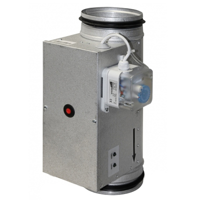 Ventmatika, Electric duct heaters EKA PTC/PS