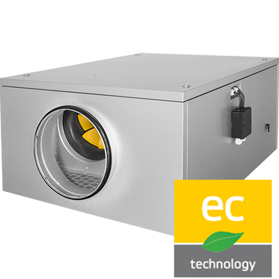 EM-DUO-EC - DUOBOX with highly efficient ETAMASTER tube fans