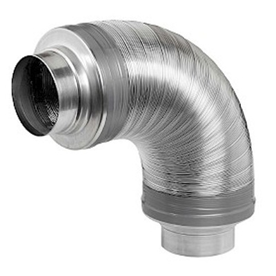 GDF - Flexible silencer with gasket
