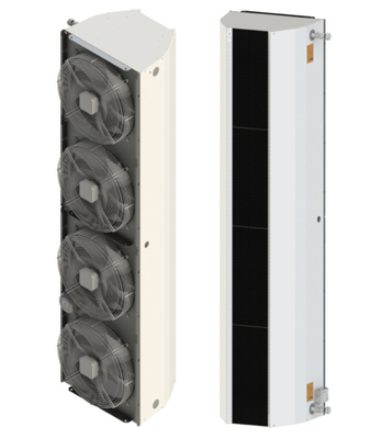 Indesse EC - Air curtain