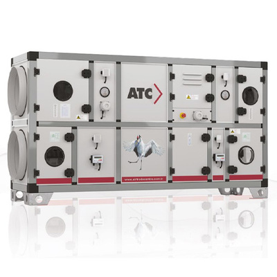 M25V - Mergen vertical heat recovery unit