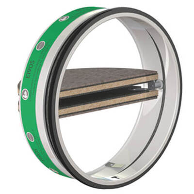 SC+90 - Circular fire damper cartridge