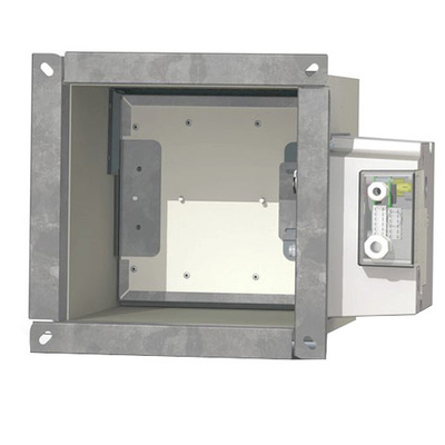 VU120 - Rectangular smoke evacuation damper