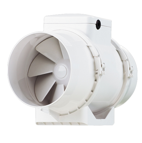 XIMX - Inline mixed flow duct fan