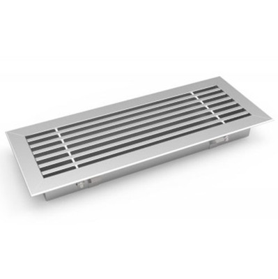 AK700 (RAL) - Floor grille with aluminium bars
