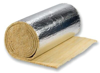 DU/R30 - Glass wool duct insulation