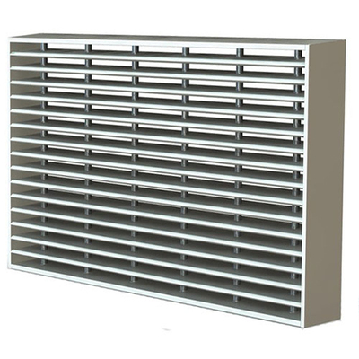 GE - Rectangular linear bar grill, 60' or 90'
