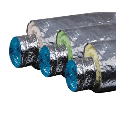 IZOTEX ANTIBACTERIAL - lightweight, flexible, thermally insulated duct