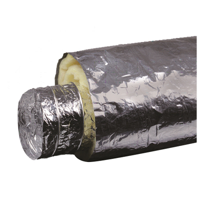 Sonotex - Thermally insulated duct