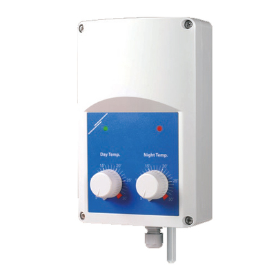 AH2A - Electric heating controller