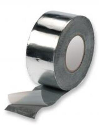 ASB - Cold shrinking tapes with aluminium finish