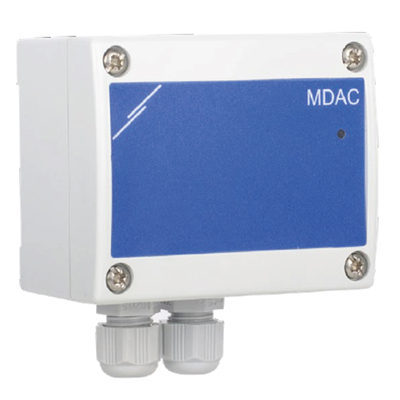 MDACM - Modbus RTU to analogue output converter