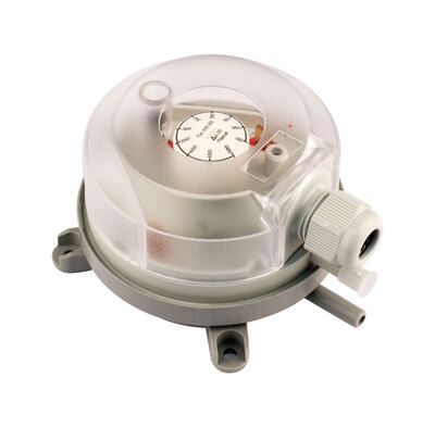 PSW - Differential pressure switch
