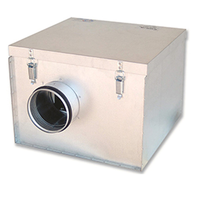 SILENT BOX - In line centrifugal fans