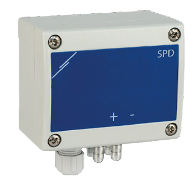 SPD-G - Dual differential pressure transmitter