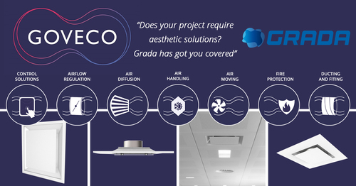 Does your project require aesthetic solutions? Grada International has got you covered!