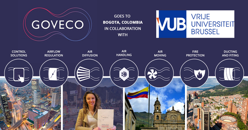 Goveco goes Colombia