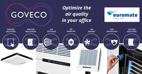 The new generation of air purifiers for companies effectively tackles indoor air pollution in offices