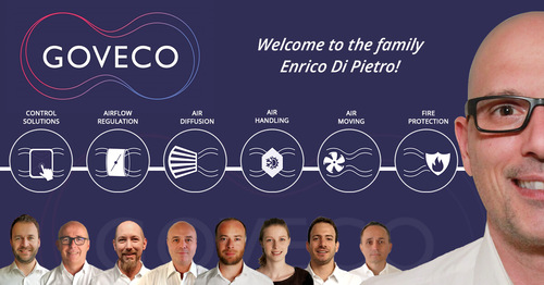 We proudly announce to our network and Goveco friends that Enrico Di Pietro has joined Goveco as Sales Manager.