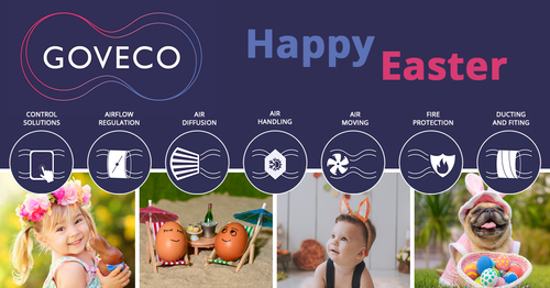 Goveco wishes a happy Easter to all our friends and family!