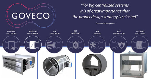 Goveco | Adding value to our worldwide ventilation connections